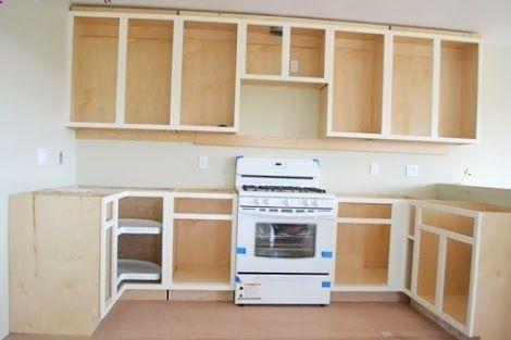 Make Kitchen Cabinets