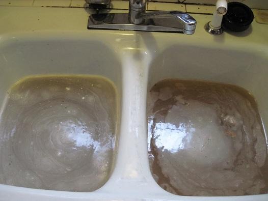 Sink Blockage Problems