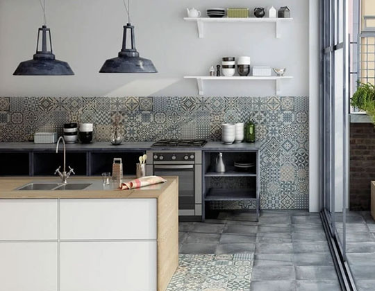 How to Choose Kitchen Tiles
