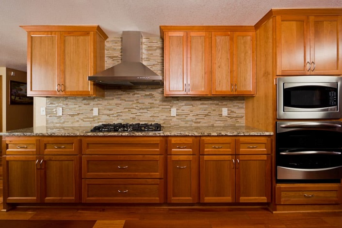Refinish Kitchen Cabinets (2)